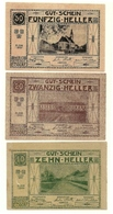 1920 - Austria - Etsdorf Notgeld N72, - Austria