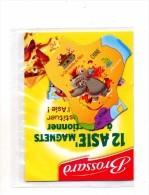 Magnet Biscuit Brossard Asie Chine - Animals & Fauna