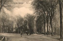 BELGIQUE - LIEGE - VERVIERS - Rue Du Parc. (n°206). - Verviers