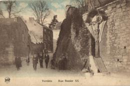 BELGIQUE - LIEGE - VERVIERS - Rue Renier XX. - Verviers