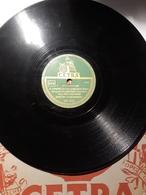 Cetra   -   1950.   Serie DC  5121.  Nilla Pizzi E Duo Fasano - 78 Rpm - Gramophone Records