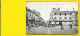 TERRASSON Avenue De La Gare Et Place (Guionie) Dordogne (24) - Autres Communes