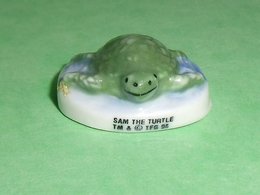 Fèves / Animaux : Tortue , Sam The Turtle 98    T102 - Animals