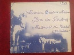 Poste Aux Armées AFN SP 86796 Bontoux Illustration Chameau Et Alger? - Algeria (1924-1962)