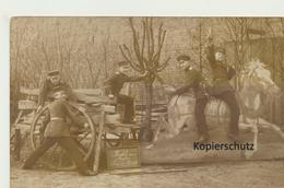 "AK Munster Lager, ""Flucht Aus Munster Nach Der Heimat"" 1916 - Munster"