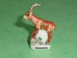 Fèves / Animaux : Bouquetin    T102 - Animals