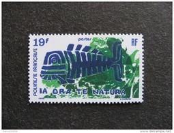Polynésie: TB  N° 105 , Neuf XX. GT. - Neufs