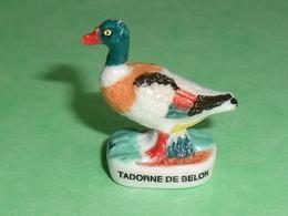 Fèves / Animaux : Canard , Tadorne De Belon    T102 - Animals