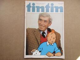 Tintin Le Super Journal Des Jeunes De 7 à 77 Ans  (N° 11 / 1983) 38° Année Édition Belge - Livres, BD, Revues