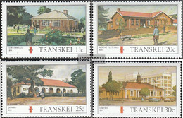 South Africa - Transkei 155-158 (complete Issue) Unmounted Mint / Never Hinged 1984 Post Offices - Transkei
