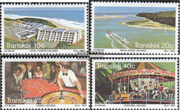 South Africa - Transkei 120-123 (complete Issue) Unmounted Mint / Never Hinged 1983 Tourism - Transkei