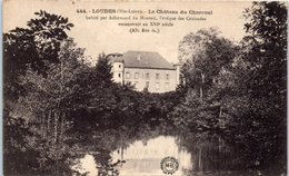 43 - LOUDES --  Le Château Du Charroul - Loudes