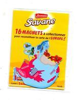 Magnet Brossard Savane Europe  Grece Etc - Magnets