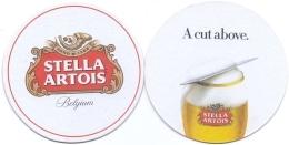 #D221-080 Viltje Stella (export Thailand) - Beer Mats
