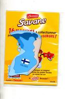 Magnet Brossard Savane Europe  Finlande - Magnets