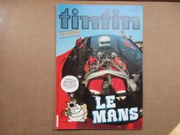 Tintin Le Super Journal Des Jeunes De 7 à 77 Ans  (N° 24 / 1983) 38° Année Édition Belge - Bücher, Zeitschriften, Comics