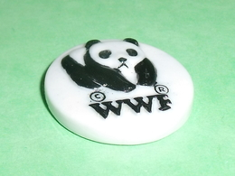 Fèves / Animaux : Panda ,  WWF  T102 - Animals