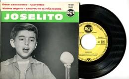 EP 45tours : JOSELITO : Doce Cascabeles - Violino Tzigano (1961) - Vinyles