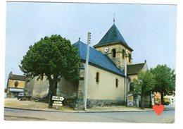 23413-LE-22-THIEL-SUR-ACOLIN-L' Eglise - Autres Communes
