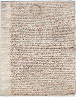 VP12.981 - Cachet Généralité - LA ROCHELLE 1764 - Lot De Documents Concernant Mr LACROIX - Cachets Généralité