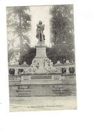 Cpa - 92 -  Ville D'Avray - Statue De Gambetta - Femme Allaite Bébé Enfant - D.W.D. N°21 - 1906 - Ville D'Avray