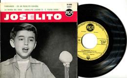EP 45tours : JOSELITO : Fandangos - La Banda Del Cucu (1961) - Sonstige - Spanische Musik