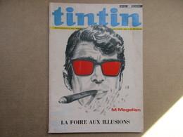 Tintin Le Super Journal Des Jeunes De 7 à 77 Ans  (N° 29 / 1971) 26° Année Édition Belge - Livres, BD, Revues