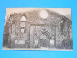 82 ) Burlatz -ancienne église : Façade Occidentale  - Année  - EDIT : N.D - France