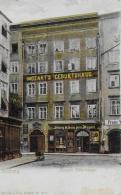 AK 0039  Salzburg - Mozarts Geburtshaus / Verlag Würthle & Sohn Um 1900-1910 - Salzburg Stadt