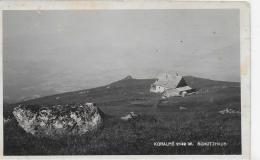 AK 0039  Koralpe ( Schutzhaus ) - Foto Albrecht Um 1920-30 - Wolfsberg