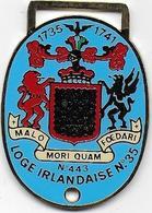 Médaille  De Franc Maçon - Freemasonry