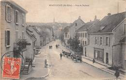 BEAUCOURT - Rue De Badevel - Beaucourt