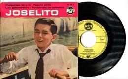 EP 45tours : JOSELITO : Huapango- Las Golondrinas (1962) - Vinyles