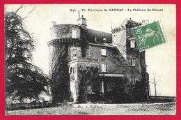 CPA Saint-Michel De Bannières - Le Château De Blanat - Frankrijk