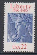 USA 1986 Liberty 1v ** Mnh (40746E) - Ongebruikt