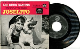 """EP 45tours : JOSELITO : Chansons Du Film """"Les Deux Gamins"""" (1962) - Vinyl Records"""