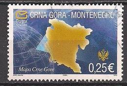 Montenegro  (2005)  Mi.Nr.  100 III Gest. / Used  (16aa10) - Montenegro