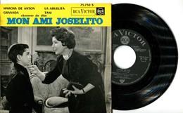 """EP 45tours : JOSELITO : Chansons Du Film """"Mon Ami Joselito"""" (1962) - Vinyles"""