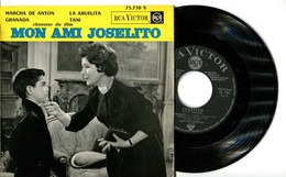 "EP 45tours : JOSELITO : Chansons Du Film ""Mon Ami Joselito"" (1962) - Vinyl Records"
