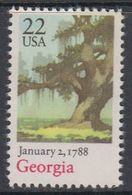 USA 1988 Georgia 1v ** Mnh (40746G) - Ongebruikt