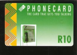 SOUTH AFRICA -   Chip Phonecard - Puzzles