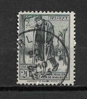 1923 Belgium Invaliden Used/gebruikt/oblitere - België