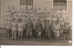 L32C40 - Photo D'un Groupe De Militaires à Identifier - N°51 - War, Military
