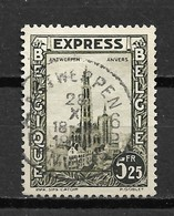 1929 Belgium Cathedral Antwerpen Used/gebruikt/oblitere - Belgique