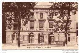D33  ARCACHON  Le Théâtre  ..... - Arcachon