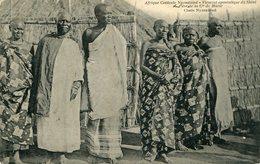 Afrique Centrale Nyasaland - Vicariat Apostolique Du Shiré Des Pères De La Communauté De Marie - Chefs Nyasaland -  6P6b - Uganda