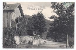 Environs De Luchon. Excursion De La Vallée D'Oueil. L'Auberge Du Terminus - Autres Communes