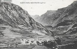 04)  SAINT   PAUL Sur UBAYE - France
