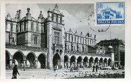 38337 Poland, Maximum  1966 Krakow The Old City  , Architecture - Monuments