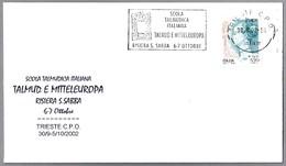 ESCUELA TALMUDICA ITALIANA - TALMUD. Judaismo - Judaica. Trieste 2002 - Judaísmo